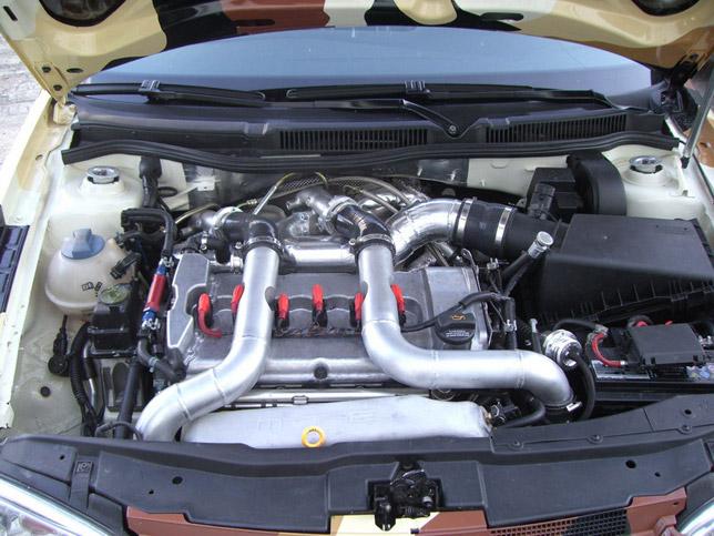 MTE Golf R32 BiTurbo 05