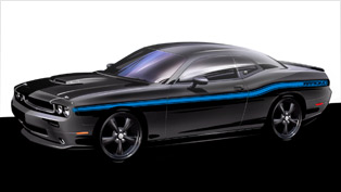 Mopar and Dodge unveil the 2010 Challenger limited-edition