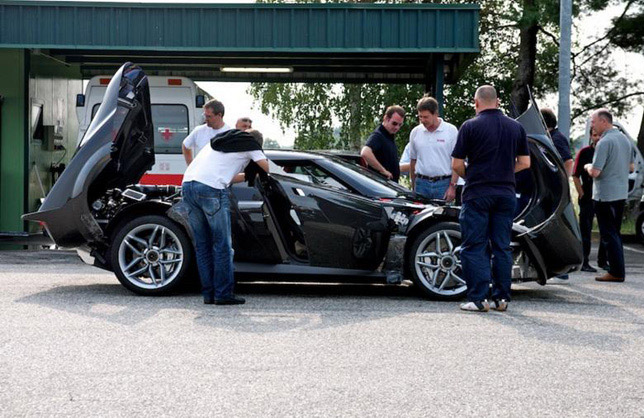 2010 Lancia Stratos 10