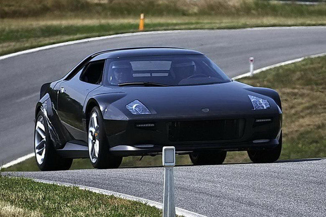 2010 Lancia Stratos 12