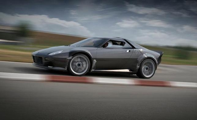 2010 Lancia Stratos 14