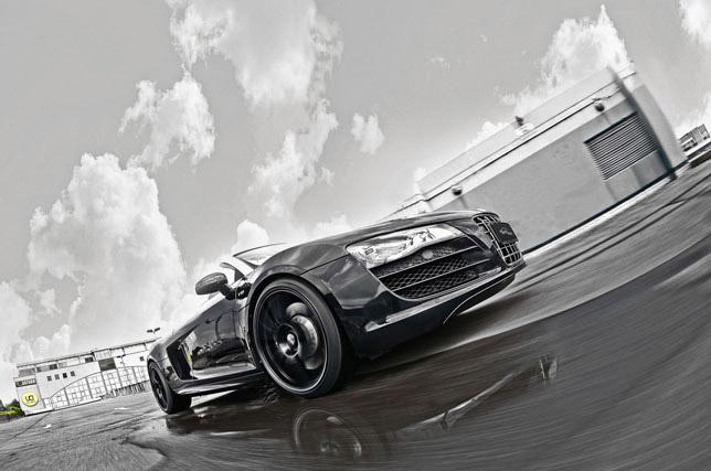 2010 Sport Wheels Audi R8 V10 Spyder 01