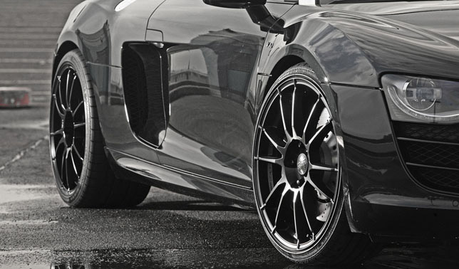 2010 Sport Wheels Audi R8 V10 Spyder 02