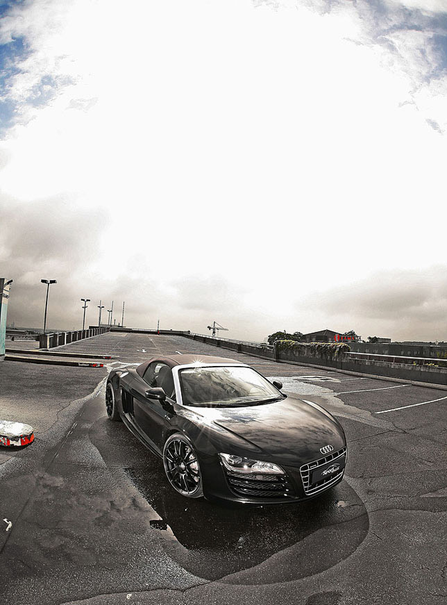 2010 Sport Wheels Audi R8 V10 Spyder 03