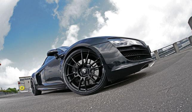 2010 Sport Wheels Audi R8 V10 Spyder 06
