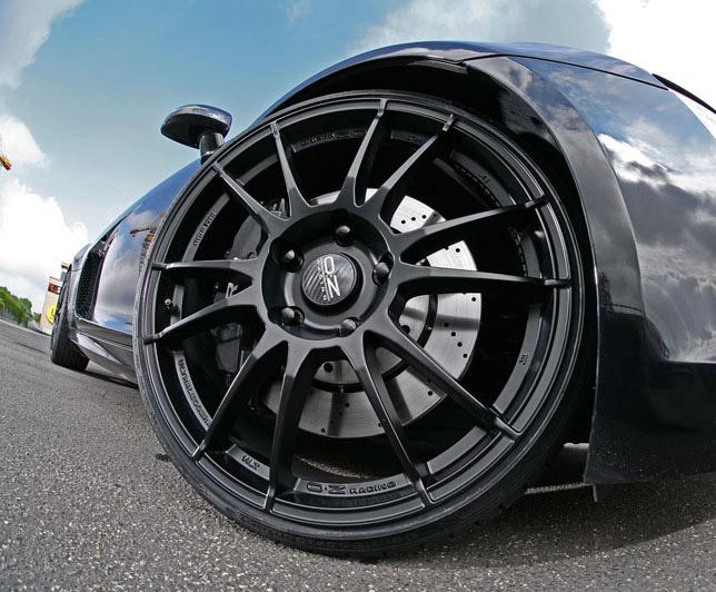 2010 Sport Wheels Audi R8 V10 Spyder 07