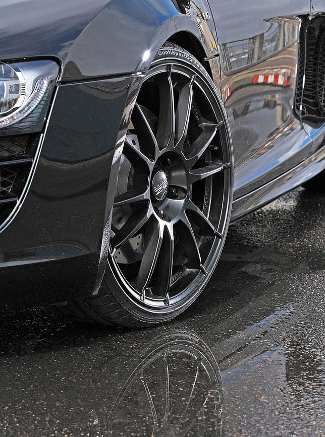 2010 Sport Wheels Audi R8 V10 Spyder 09