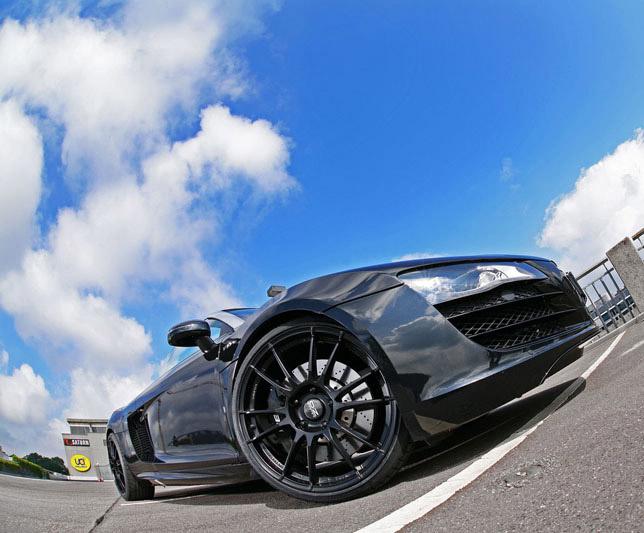 2010 Sport Wheels Audi R8 V10 Spyder 10