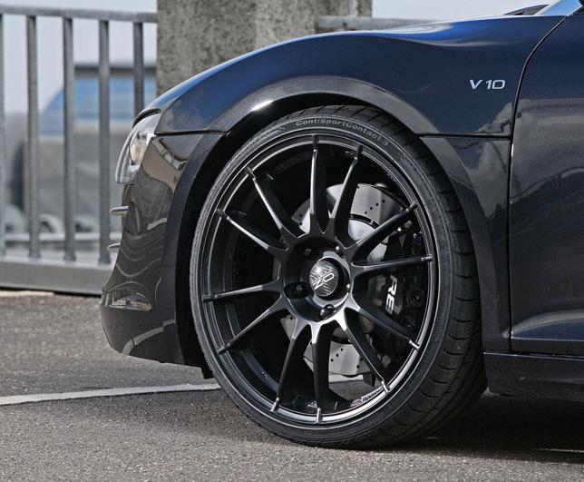 2010 Sport Wheels Audi R8 V10 Spyder 12