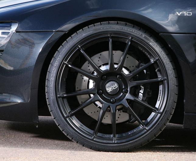 2010 Sport Wheels Audi R8 V10 Spyder 13