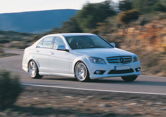 2010 Superchips Mercedes C 350 CDi BlueEFFICIENCY