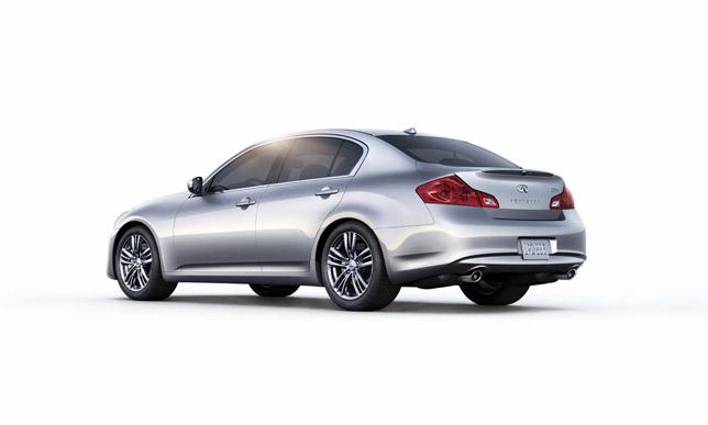 2011 Infiniti G25X AWD 01