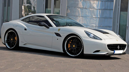 ferrari california by anderson germany