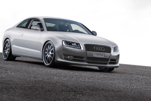 Audi S5 Sportec