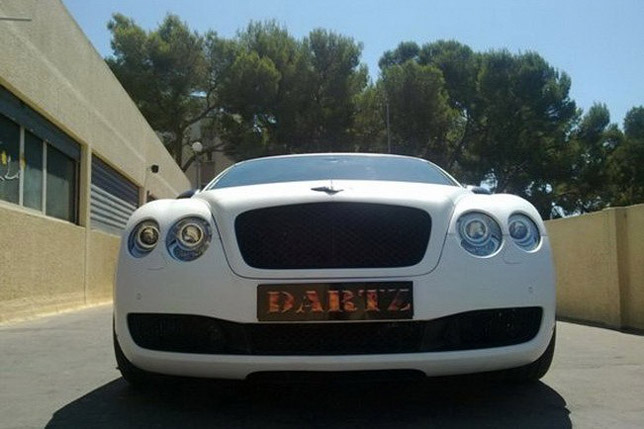 Dartz Bentley Continental GT SS 02