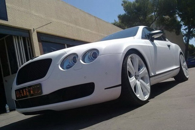 Dartz Bentley Continental GT SS 03