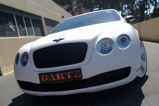 Dartz Bentley Continental GT SS 04