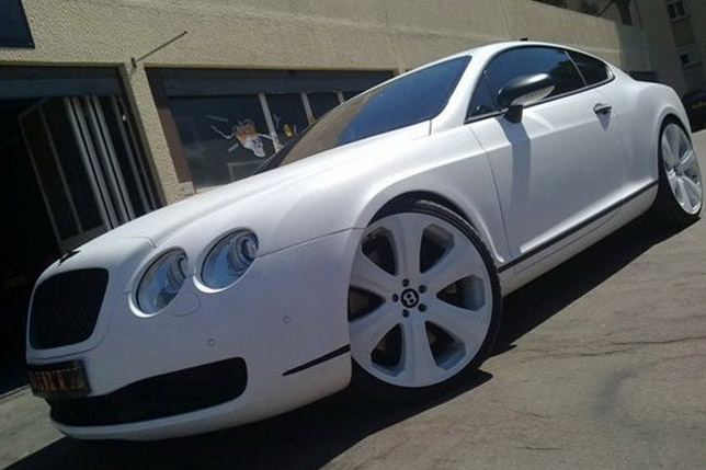 Dartz Bentley Continental GT SS 05