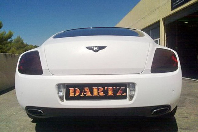 Dartz Bentley Continental GT SS 07