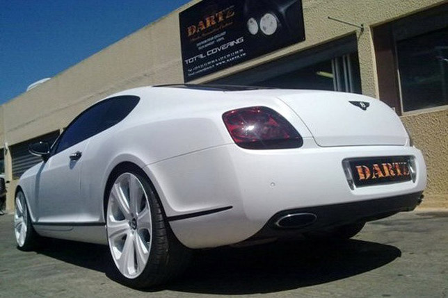 Dartz Bentley Continental GT SS 08