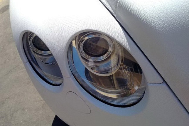 Dartz Bentley Continental GT SS 10
