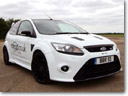 BBR Ford Focus RS MK2 is a real madness - 404hp on the front wheels