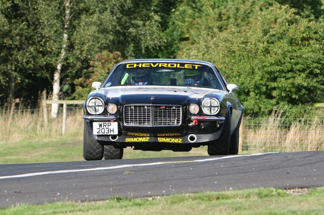 Richard Lloyd British Saloon Car Championship Camaro Z28