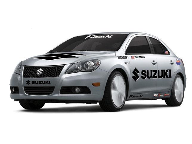 Suzuki Kizashi turbo