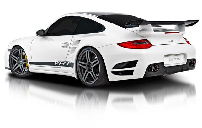Vorsteiner VRT Porsche 911 Turbo 01