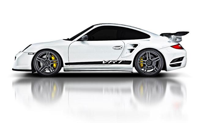 Vorsteiner VRT Porsche 911 Turbo 02