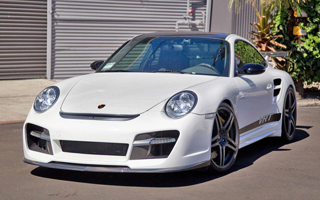 Vorsteiner VRT Porsche 911 Turbo 06