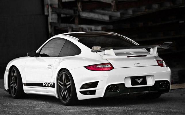 Vorsteiner VRT Porsche 911 Turbo 07