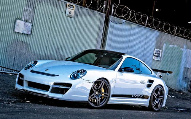 Vorsteiner VRT Porsche 911 Turbo 08
