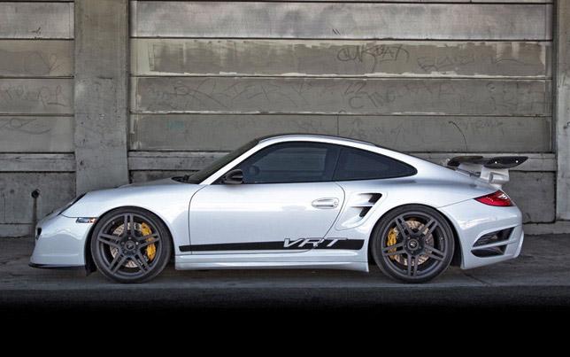 Vorsteiner VRT Porsche 911 Turbo 09