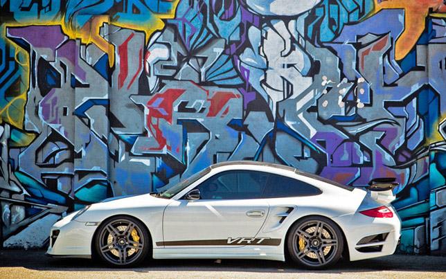 Vorsteiner VRT Porsche 911 Turbo 10