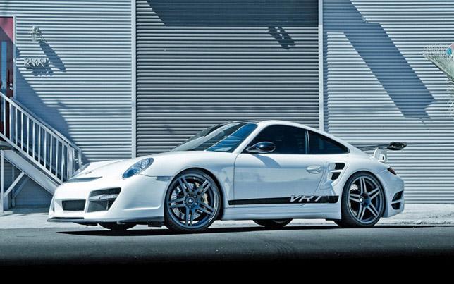 Vorsteiner VRT Porsche 911 Turbo 11