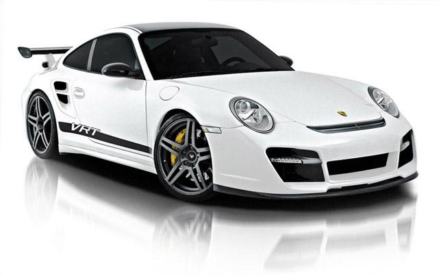 Vorsteiner VRT Porsche 911 Turbo 12