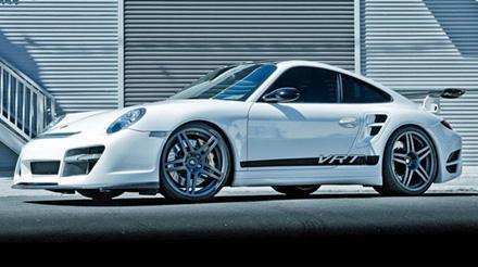 vorsteiner vrt porsche 911 turbo - beautiful and incredibly fast