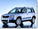 Skoda Yeti is named Car of the Year 2010