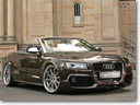 Audi A5 Cabrio refined by Senner Tuning - Gorgeous!