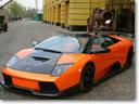 Lamborghini Murcielago refined by Status Auto Design