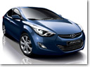 2011 Hyundai Elantra goes in production