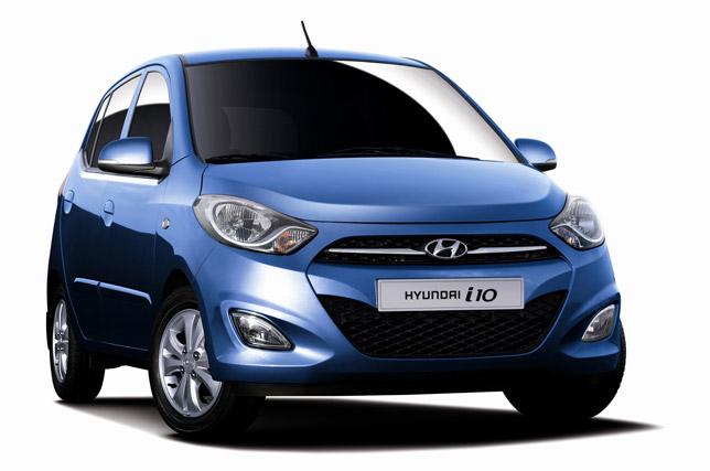 2011 Hyundai Ix20 Shows Its Real Face
