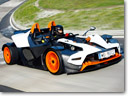 2011 KTM X-BOW R – 300PS and 790KG