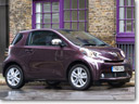 2011 Toyota iQ gets new interior and Euro5 powerplants