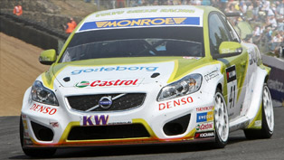 Polestar to enter WTCC 2011 with Volvo C30 DRIVe