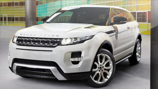 2012 range rover evoque official details and images