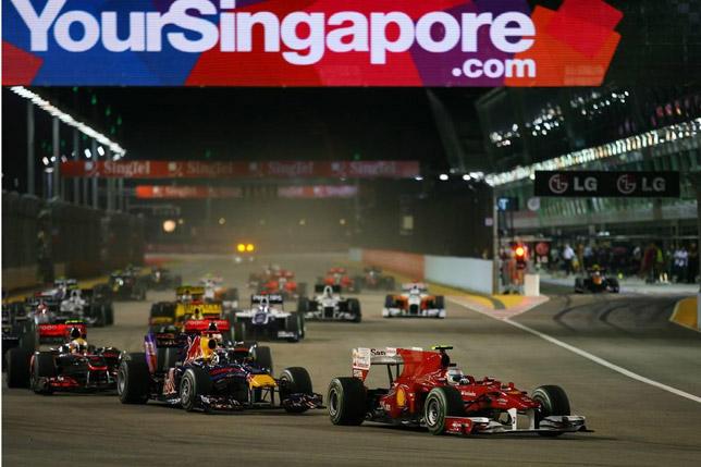 F1 Singapoore