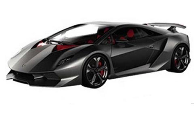 Lamborghini Sixth Element Concept