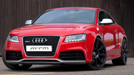 mtm audi rs5 - simply stunning
